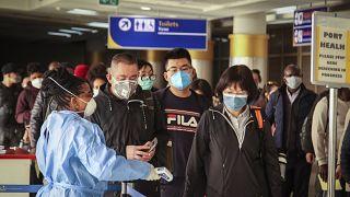 السلفادور تعلّق دخول مسافرين صينيين الى أراضيها بسبب فيروس كورونا