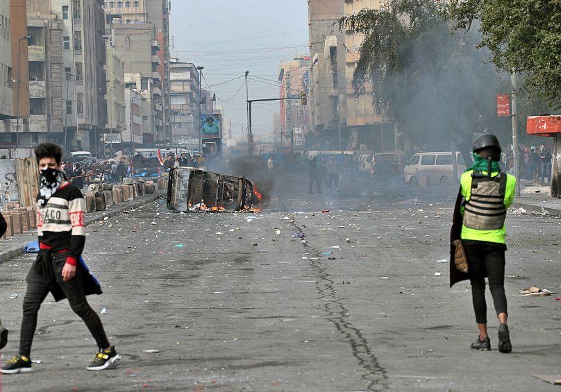 Hadi Mizban/AP Photo
