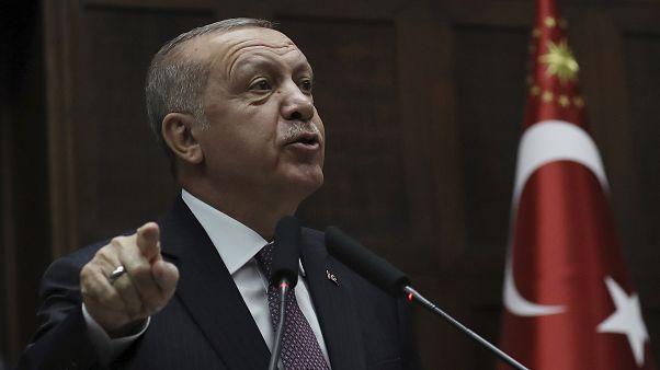 صفقة القرن ... إردوغان يتهم بعض الدول العربية بالخيانة بسبب صمتها
