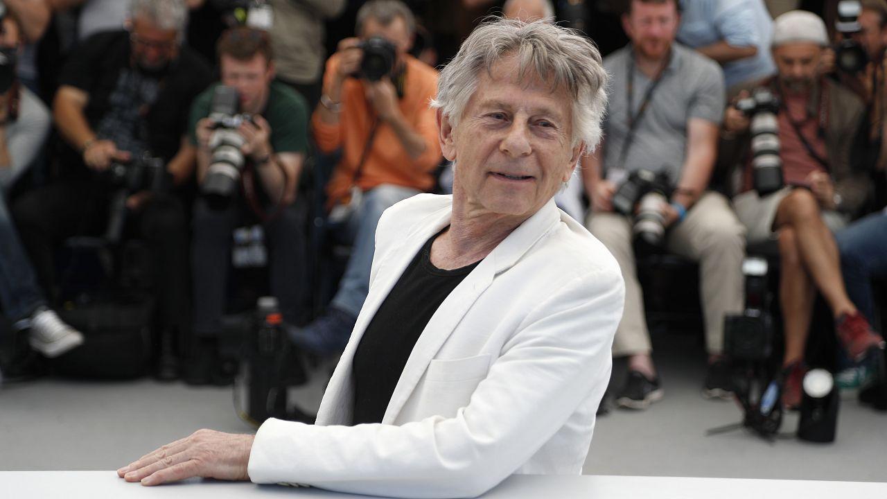 رومن پولانسکی در جشنوارهٔ کن ۲۰۱۷