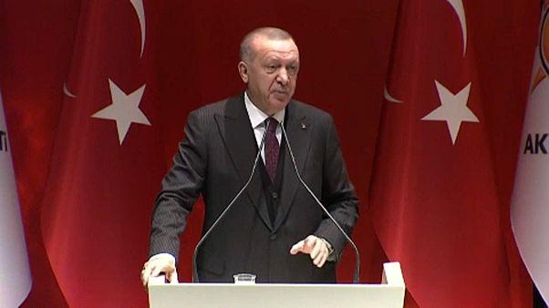 Törökország katonai erőt is hajlandó bevetni