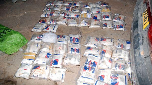 Εξάρθρωση διεθνούς κυκλώματος ναρκωτικών και 51 συλλήψεις