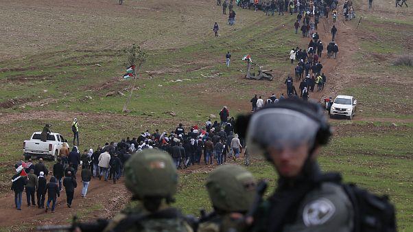 الأردن يؤكد مساندته لفلسطين حتى إقامة دولة وفق حل الدولتين وحدود 1967