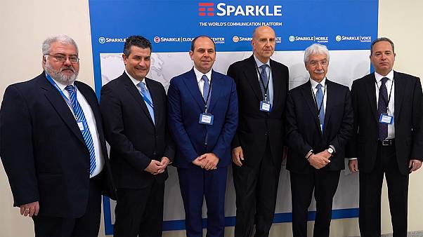 Sparkle looks to a greener future with the opening of its fourth data centre in Greece