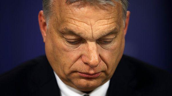 Hétfőn Brüsszelben tárgyal Orbán Viktor