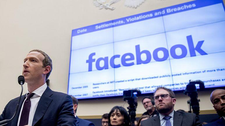 Роскомнадзор возбудил административное дело в отношении Facebook и Twitter