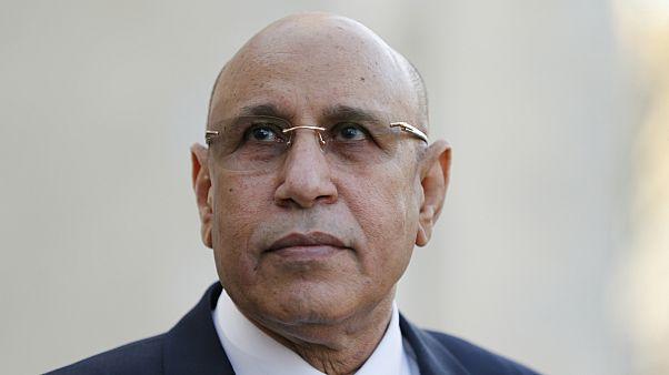 الرئيس الموريتاني محمد ولد شيخ الغزواني