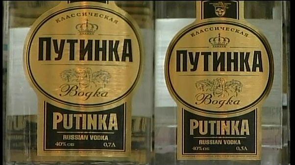 A vodca faz 155 anos....na Rússia