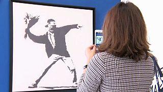 Le opere e missioni di Banksy in mostra a Budapest