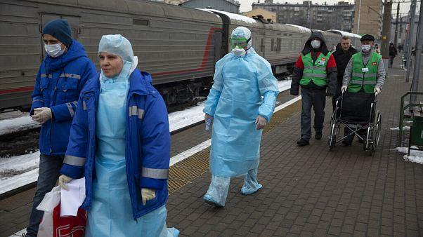 Trotz gesperrter Grenze: Zwei Fälle von Coronavirus in Russland