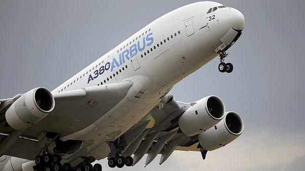 Megabírság az Airbusnak