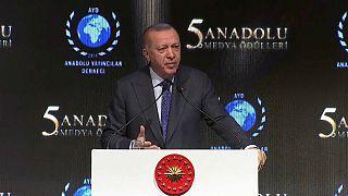 """Piano per il Medio Oriente: """"La Gerusalemme tradita"""", secondo Erdoğan"""