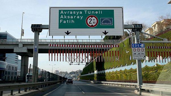 Avrasya Tüneli'nden geçiş ücretine yüzde 56 zam yapıldı