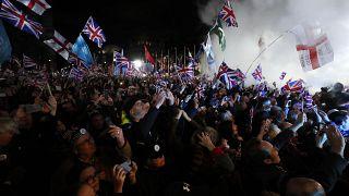 """""""Brexit is done!"""" : le Royaume-Uni, entre joie et tristesse"""