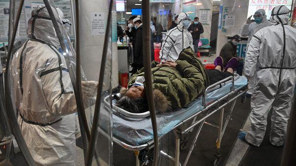Coronavirus: Neue Zahlen aus China - mehr als 250 Tote