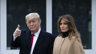 Procès en destitution : Donald Trump serein avant le verdict