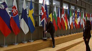 Tristeza e inicio de las negociaciones en el día uno sin Reino Unido en la Unión Europea
