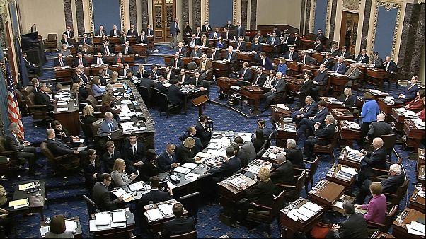 مجلس الشيوخ يرفض بأغلبية ضئيلة استدعاء شهود وتبرئة ترامب مرتقبة الأربعاء