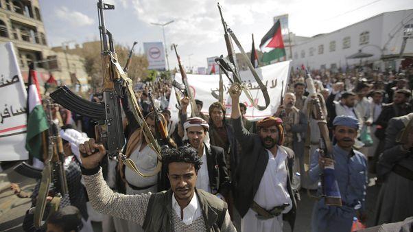 تقرير أممي: الحوثيون استحوذوا في 2019 على أسلحة جديدة مشابهة لتلك المنتجة في إيران