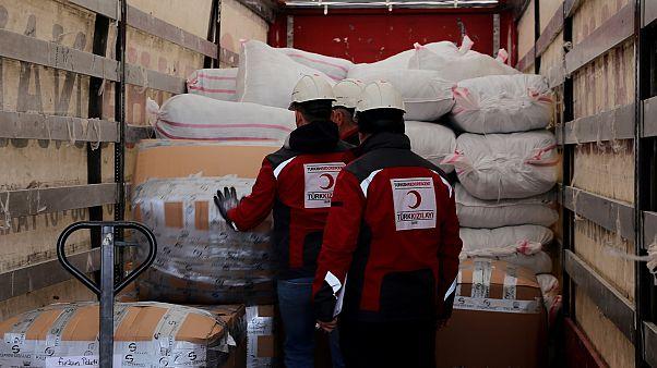 Almanya'dan Kızılay'a 25 milyon euro yardım
