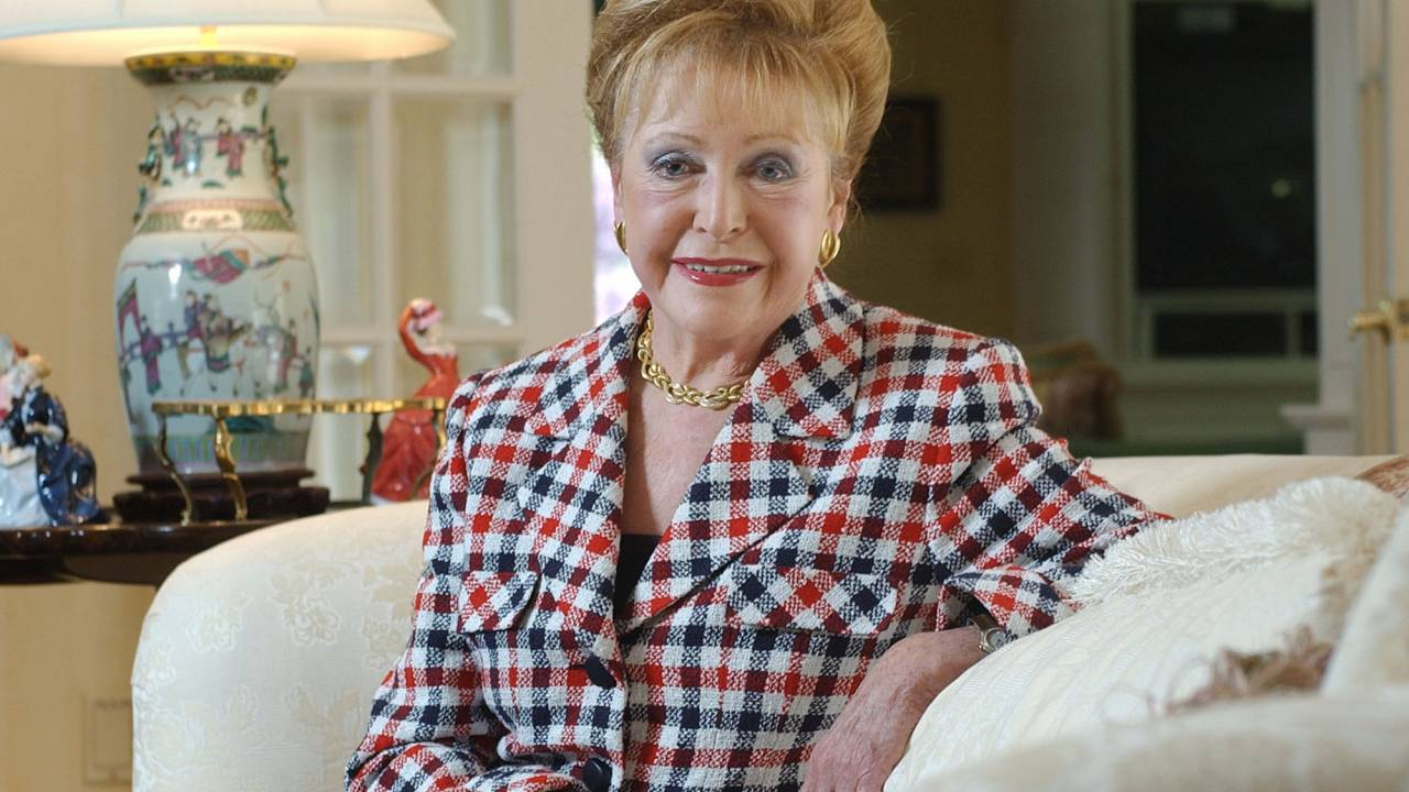 Mary Higgins Clark, la