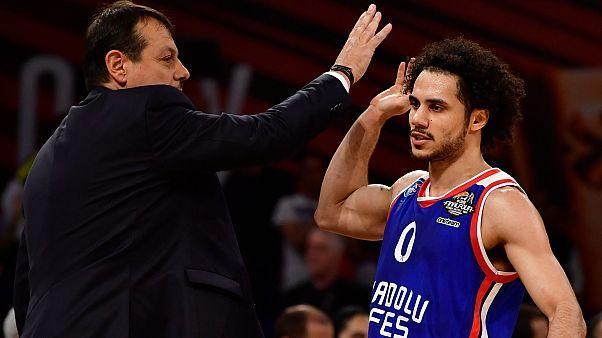 ABD'li Basketbolcu Shane Larkin Türk Milli Takımı'nı tercih etti