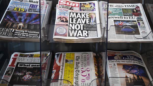 بين مؤيد ومعارض.. بريكست يقسم الصحف البريطانية