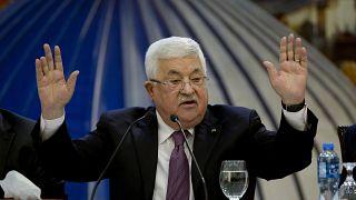عباس يتوجه الإثنين إلى نيويورك لعرض مشروع قرار ضد خطة ترامب للسلام
