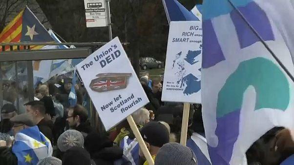 El Brexit hace aguas en Escocia e Irlanda del Norte