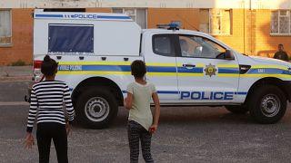 پلیس آفریقای جنوبی