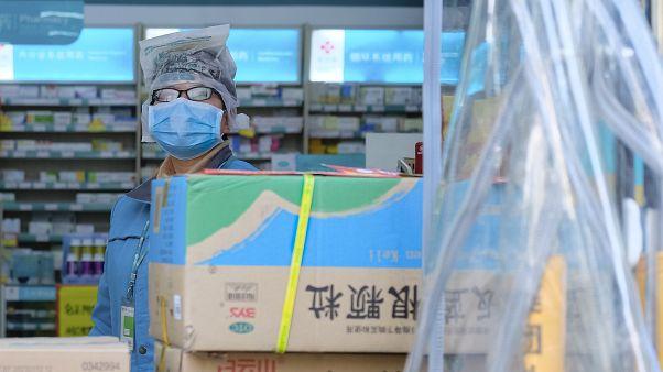 Коронавирус: Китай просит ЕС о помощи