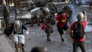 Újabb négy halott a chilei zavargásokban