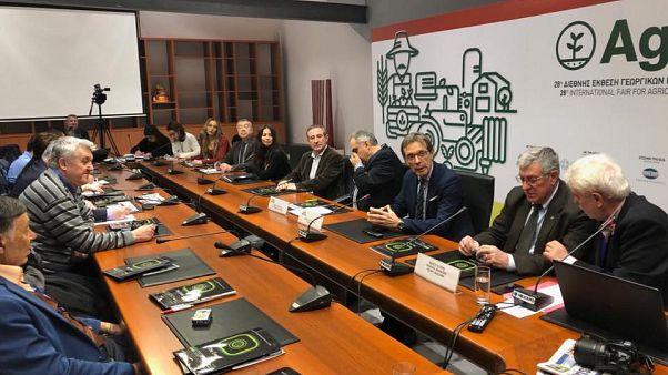 Συνεργασία ΔΕΘ-EIMA για τη διοργάνωση agrotica Βαλκανίων