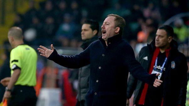 Sergenli Beşiktaş ilk maçını kazandı