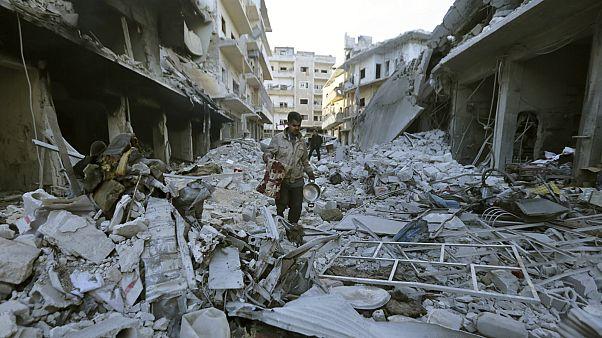 غوتييريش يطالب بوقف فوري للمعارك في شمال غرب سوريا