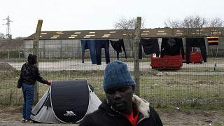 Le Brexit n'a pas entamé la détermination des exilés de Calais