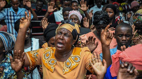 20 قتيلاً إثر تدافع بكنيسة في تنزانيا