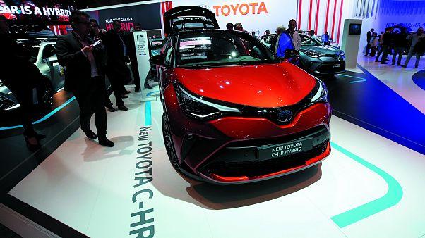 Toyota'nın C-HR modeli