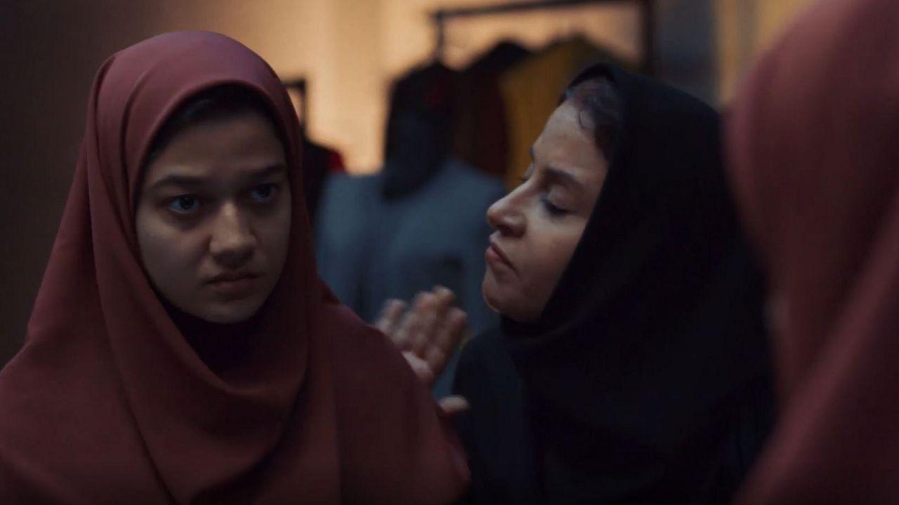 تصویری از فیلم یلدا ساخته مسعود بخشی