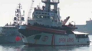 Open Arms : les 363 exilés ont pu débarquer en Sicile