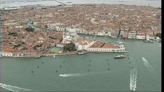 «Νεκρή πόλη» η Βενετία λόγω... βόμβας του Β' Παγκοσμίου Πολέμου