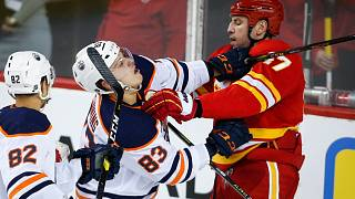 Edmonton vs Calgarie