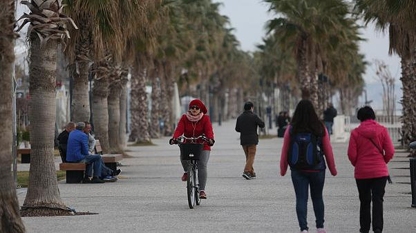 Antalya'da turizmde tüm zamanların ocak rekorunu kırdı
