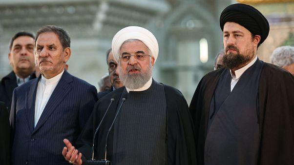 """Rouhani prova a smorzare le critiche: """"Iraniani possono scegliere tra vari partiti"""""""
