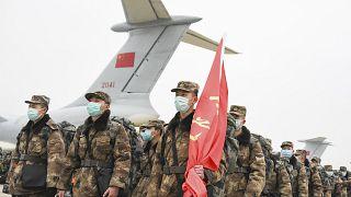 Коронавирус: в Китае растёт число заболевших