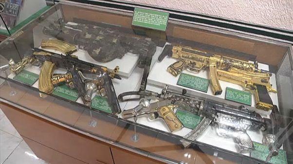 Drogbárók kincseiből nyílt múzeum Mexikóban