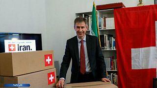 انجام اولین معامله در سازوکار مالی سوئیس؛ ۱۸۰هزار بسته دارو به تهران رسید