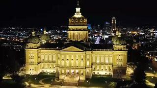 Amerikai elnökválasztás: Iowában hétfőn küldötteket választanak