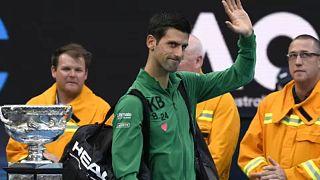 8. Triumph in Melbourne: Djokovic gewinnt Fünf-Satz-Krimi gegen Thiem