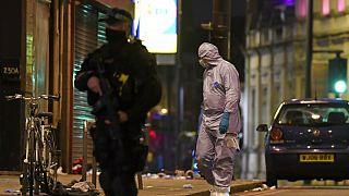حمله «تروریستی» با چاقو در لندن سه زخمی برجا گذاشت